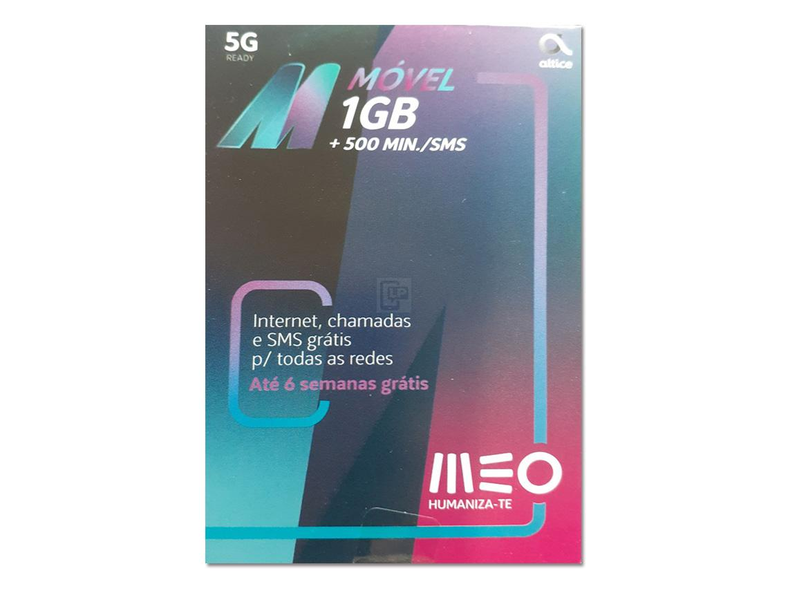 Offer - MEO 1GB Internet AND 500 Minutes - LisbonPhones ...